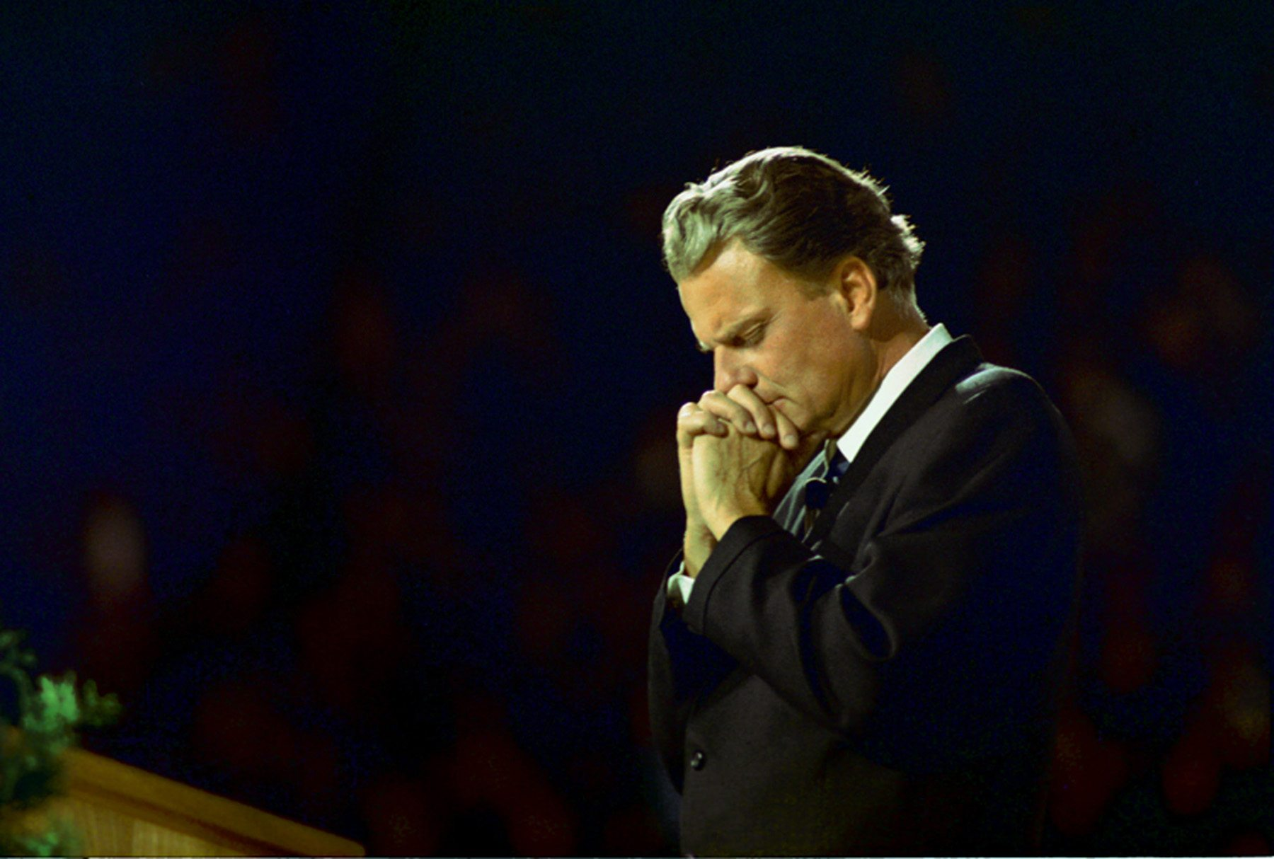 Pastor Robert Jeffress: Billy Graham's Home-Going